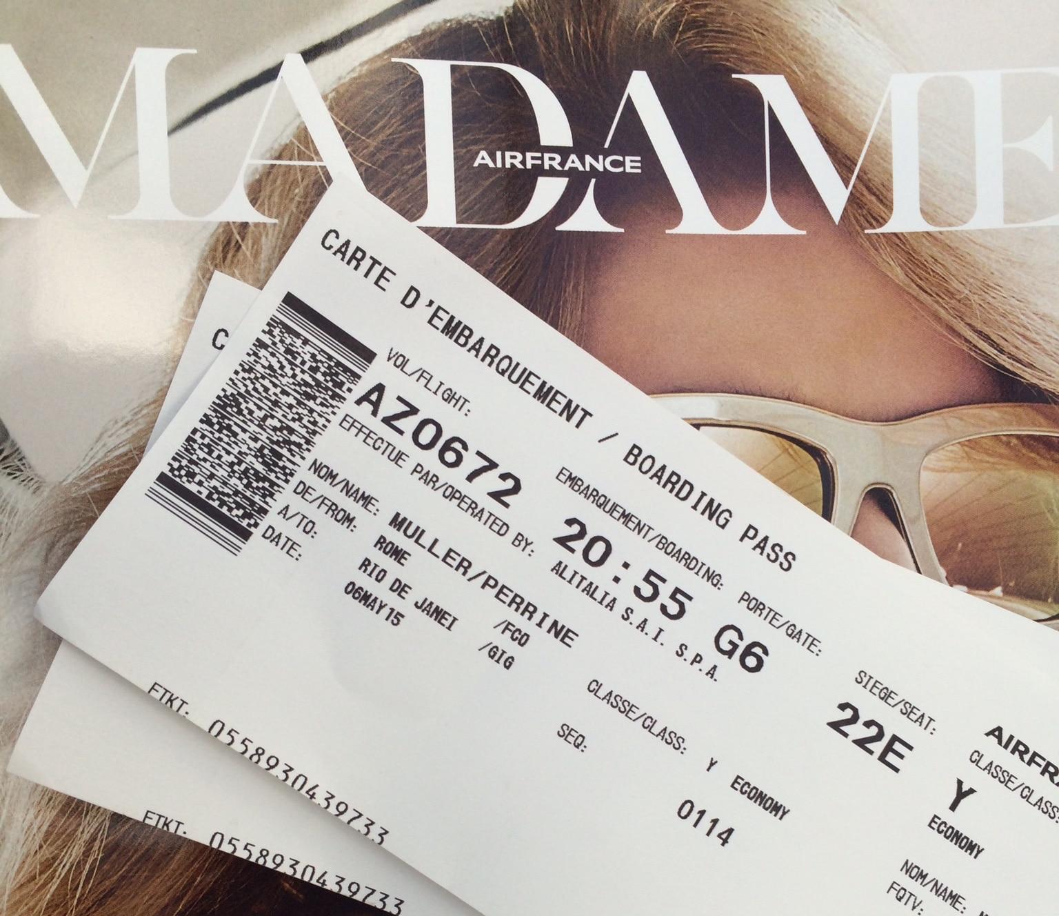 Madame Air France