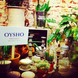 Oysho Garden