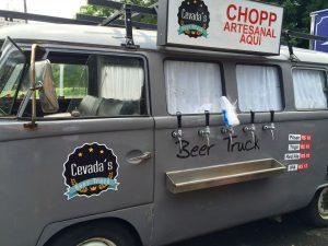 Chop Artesanal, beer food truck
