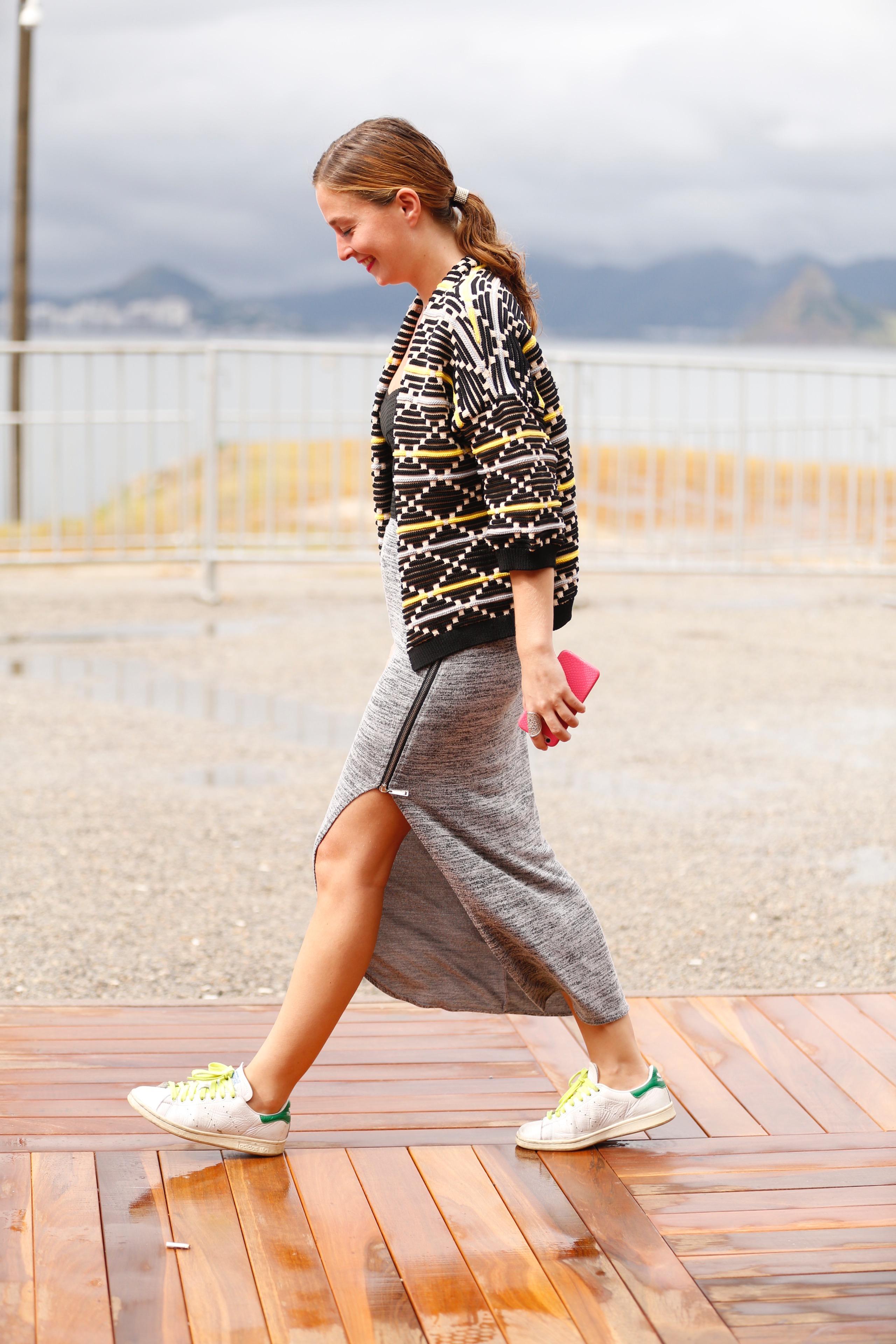 Street Style Perrine Muller