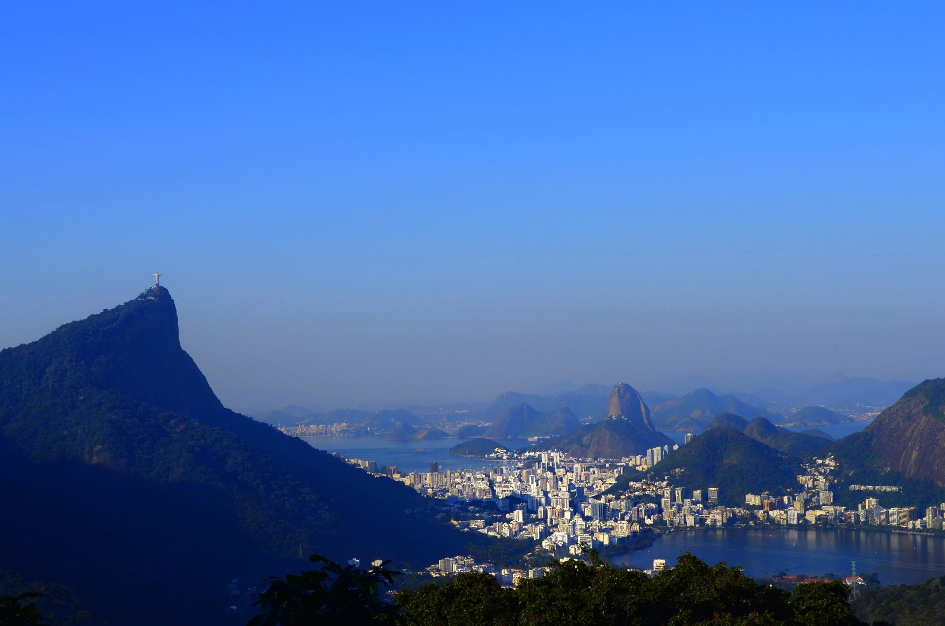 3 POINTS DE VUES QUE JAIME À RIO DE JANEIRO