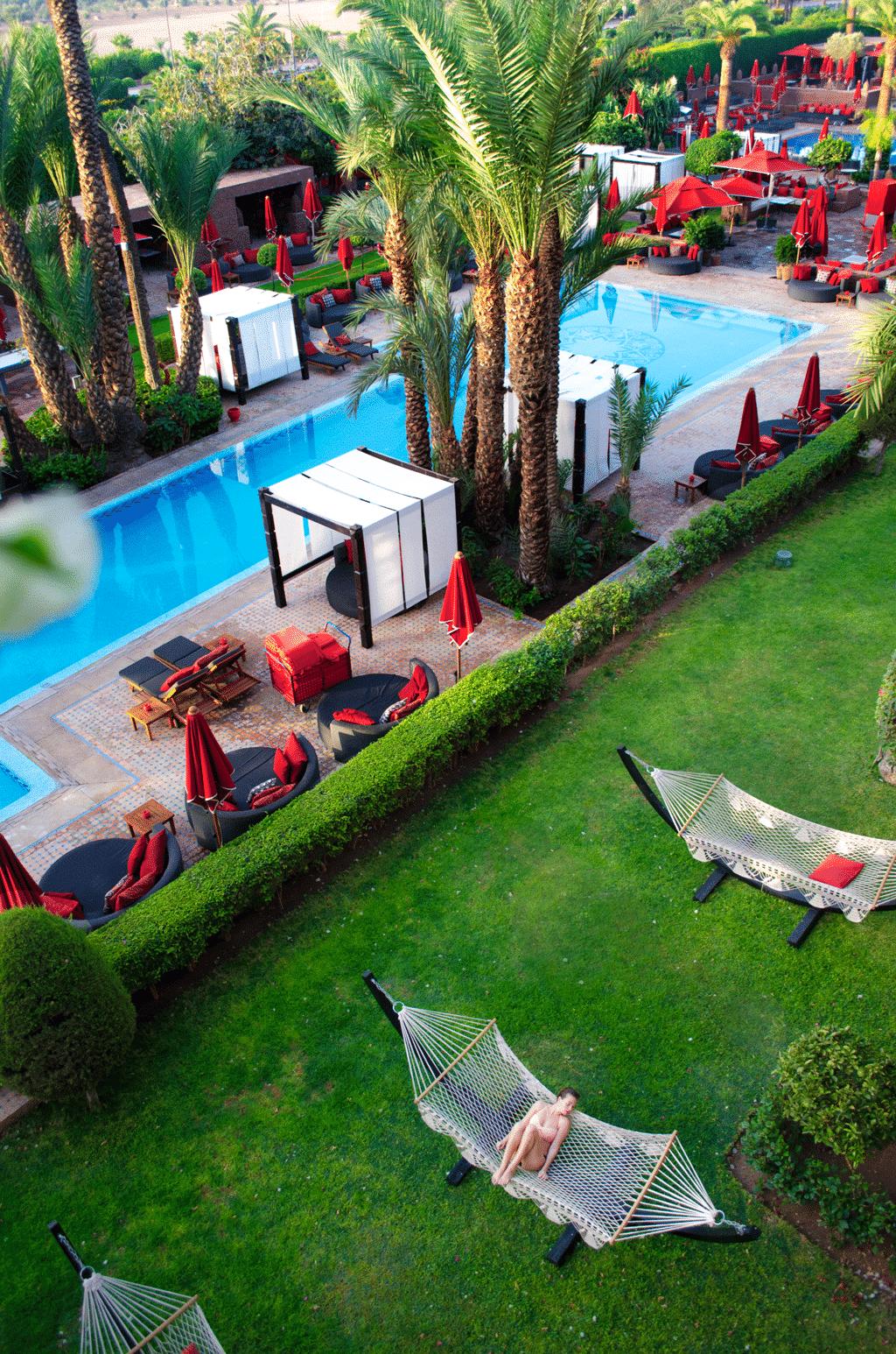 Sofitel Hôtel Marrakech