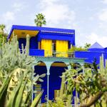 La villa Majorelle Yves Saint Laurent