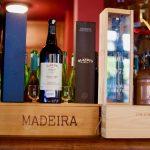 Vin rouge de Madère