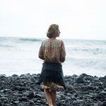 Perrine Muller, robe Derhy