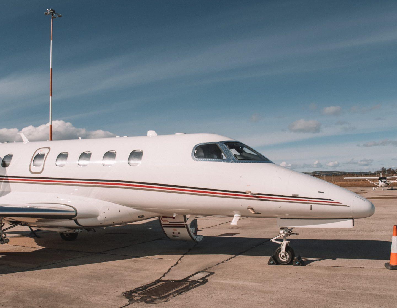 Jet Privé avec NetJets
