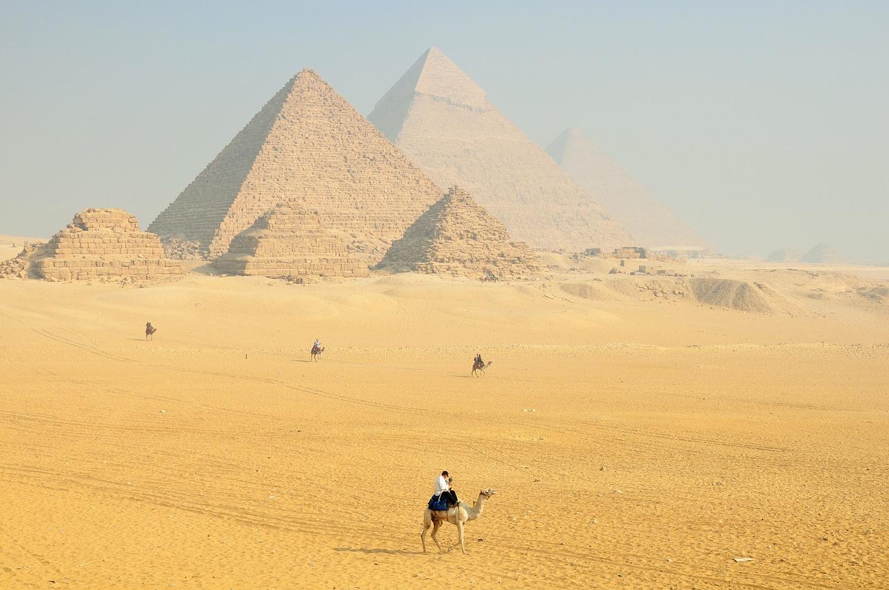 PARTEZ AVEC NOUS EN ÉGYPTE !